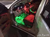 إنارة داخلية لجميع السيارات LED تحت الدعاسات