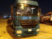 للبيع شاحنه مرسيدس اكسور 2006 جير كلتش 1840