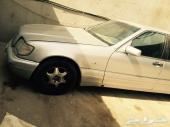 سيارة مرسيدس شبح 98