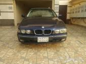 BMW الفئه الخامسة موديل 97 بودي وكاله نظيفه
