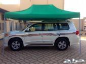 تصفية مظلات متنقلة للسيارات والكشتات والبسطات