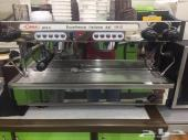 عرض مكائن قهوه لاشمبلي وممطحنه و10ك بن12500