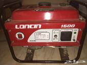للبيع ماطور كهرباء لونسون 1600