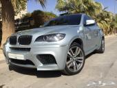BMW x6 Mpower ممشى قليل
