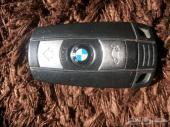 مفتاح ريموت BMW اصلي نظيف اخو الجديد