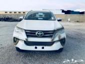 تويوتا فورتشنر GX2 بدون دبل 2018 سعودي
