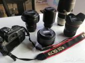 كاميرات ومعدات الكاميرات للبيع