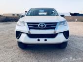 تويوتا فورتشنر GX1 ديزل دبل 2018 سعودي