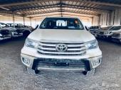 تويوتا هايلكس دبل 4 سلندر 2018 سعودي