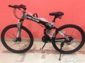 دراجة هوائية لاند روفر قابلة للطي مع هدايا