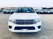 تويوتا هايلكس غمارة GL ديزل 2019 سعودي