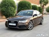أودي A6 2014 أس لاين (كواترو) - Audi A6 Sline