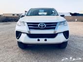تويوتا فورتشنر 4 سلندر GX2 دبل 2018 سعودي