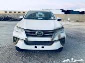 تويوتا فورتشنر GX2 بدون دبل 2019 سعودي