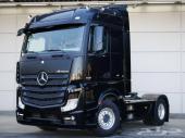 راس شاحنة مرسيدس أكتروس حجم 1845 موديل2013