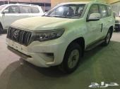 برادو تي اكس ال V6 لؤلؤي 2019 سعودي (الحسن)
