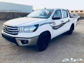 هايلوكس غمارتين GLX 2019 اصفار سعودي