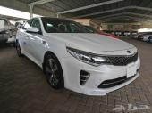 كيا اوبتيما GT فل 2016 سعودي