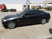 BMW 530i 2013 حالتها ممتازة الحد 70 الف