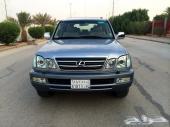 ( سيارة صاحب سمو ملكي ) لكزس 2005 LX
