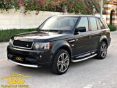 (RANGE ROVER SPORT 2012 (V8