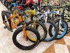 دراجة رياضية 26 كفر عريض هيلكو 700ريال