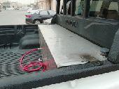 خزان ماء سيارة