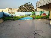 رسام جداريات..مناظر طبيعيه مدارس... استراحات