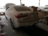 سيراتو 2015 تشليح قطع غيار