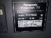 للبيع تلفزيون باناسونيك 60 بوصه بروجيكشن