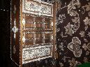 صندوق مجوهرات قديم ونضيف وصغير