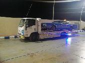 سطحه للنقل للسيارات من جه الي الرياض