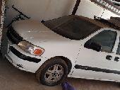 سيارة شفروليه فنشر 2002 عائليه ٦ سلندر