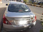 سيارة نيسان صني موديل 2013