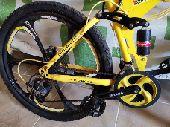 دراجة هوائية ماركة لاند روفر