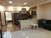 شقة مفروشة  3غرف للايجار الشهري