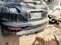 الرياض - صدام خلفي انفنتي FX35