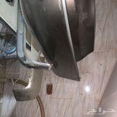 صدام لكزس LS430