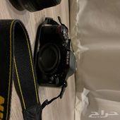 نيكون Nikon D5200 مع عدسة 18-55mm