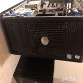 كمبيوتر ديل كور dell pc