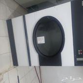 معدات مغسله ملابس شبه جديده