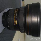 NIKON AF-S NIKKOR 14-24mm f2.8G عدسة نيكون