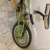 دراجه كوبرا مقاس 16 للبيع بملغ 110 ريال
