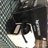 الة قهوة نسبرسو كبسولات القنفذه
