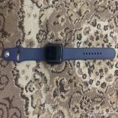 ساعة ابل الاصدار السادس مقاس 40 اللون الازرق