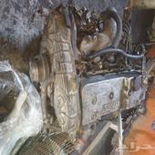 مكينة ايسوزو ديزل تركب على وانيت 98 الى 2002