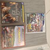 العاب ننتندو جيم كيوب و وي Gamecube Wii