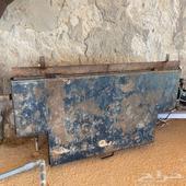 صندوق يركب على الحوض للعزبه مفصله بالرياض