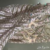 فستان من الرهيد بسعر مخفض الحقواا