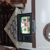 تراث تلفزيون قديم نظيف جدا وشغال